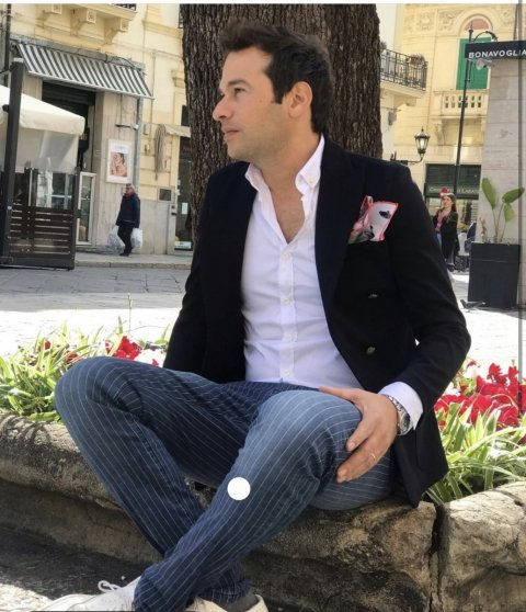 Key Jey - Jeans uomo slim -  Shopping onlline -  Reggio Calabria -Gogolfun.it