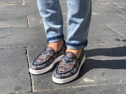 Jeans chiari - Con tasca America - Gogolfun.it