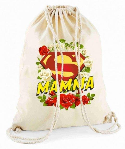 Zaino a sacca - Mamma - Gogolfun.it