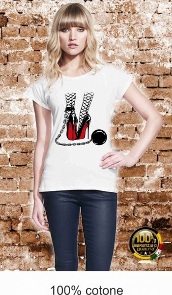 T shirt donna - Scarpe donna - Gogolfun.it