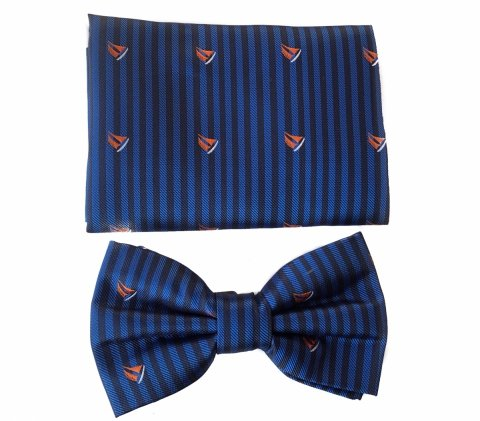 Papillon uomo - Papillon blu - Papillon e pochette - Shop - Gogolfun.it