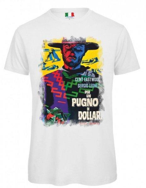 T shirt uomo - Per un Pugno di Dollari - Gogolfun.it
