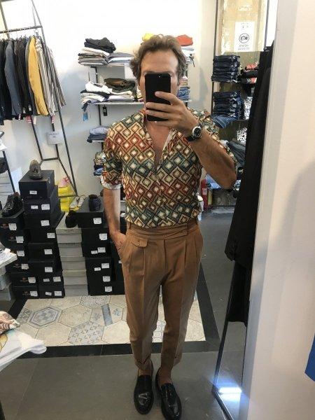 Camicia uomo, manica lunga - Gogolfun.it