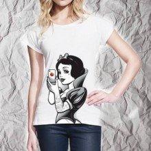 T shirt Donna - Biancaneve - Bianca - Gogolfun.it