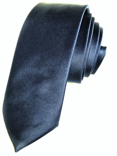Cravattino - Cravatta slim Blu - Cravatte eleganti - Gogolfun.it