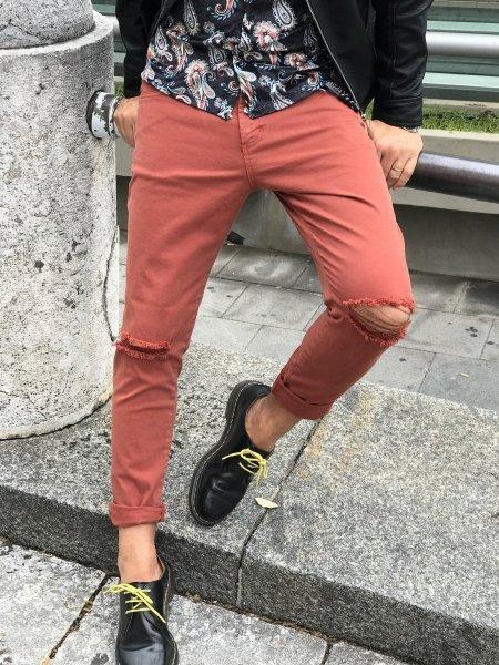 Pantaloni uomo colorati - Slim fit - Negozio abbigliamento Gogolfun.it