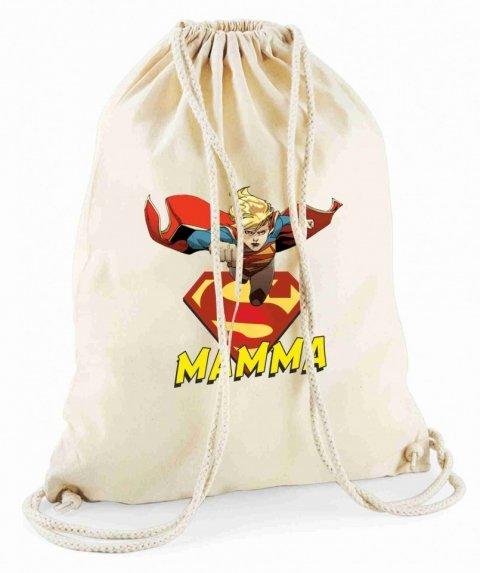 Zaino super mamma  - A sacco - Gogolfun.it