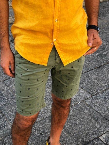Camicia uomo - Collo alla coreana, manica lunga - Camicie gogolfun.it