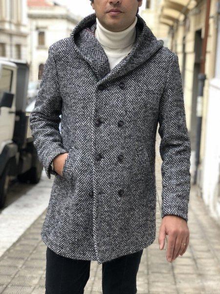 Cappotto con cappuccio - Paul Miranda - Gogolfun.it