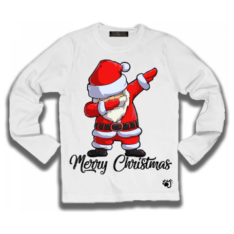 T shirt natalizia bambino, bambina - Gogolfun.it