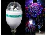 Żarówka disco projektor dyskotekowy kula laser