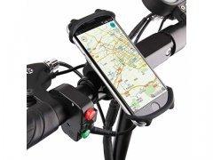 Uniwersalny uchwyt na kierownicę telefon rower sil