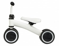Rowerek biegowy chodzik mini biały