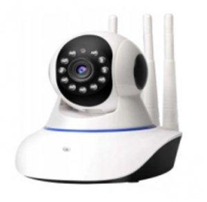 Niania elektroniczna kamera wifi obrotowa IP