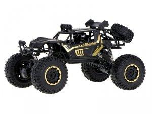 Samochód RC Rock Crawler 2.4GHz 1:8 51cm czarny