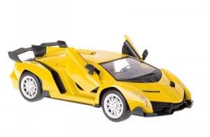 Samochód RC Winner Racing 3 Lamborghini żółte
