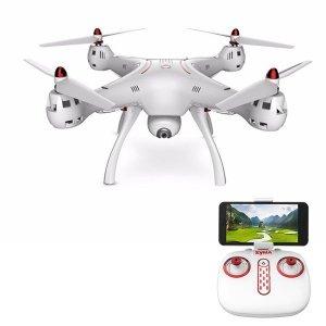 Dron RC Syma X8SW-D 2.4G 4CH FPV Wi-Fi 720p