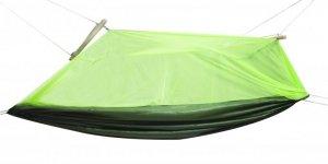 Hamak Campingowy z moskitierą 210x140cm