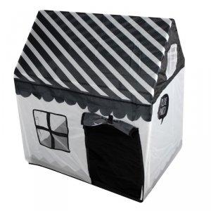 Domek dla dzieci namiot kontrastowy 120cm