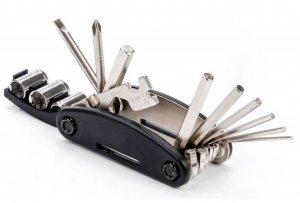 Zestaw kluczy rowerowych narzędzia 16w1 imbus klucz