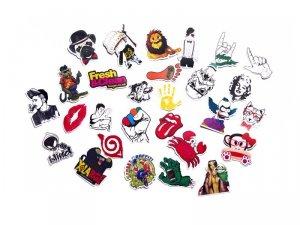 Naklejki Sticker Bomb 50sztuk mix