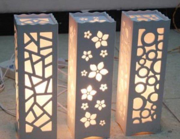 Lampa nocna dekoracyjna LED
