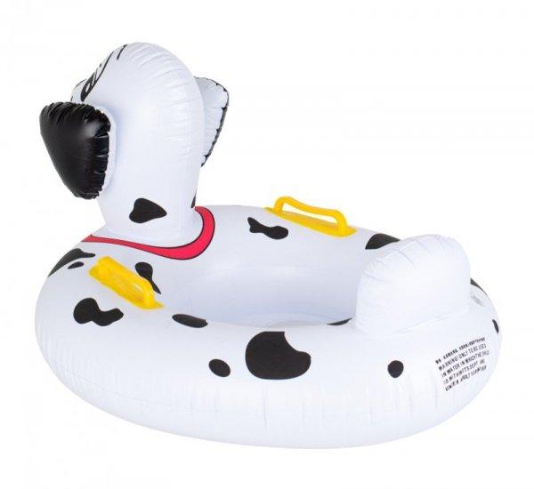 Materac dmuchany pontonik koło dzieci dalmatyńczyk