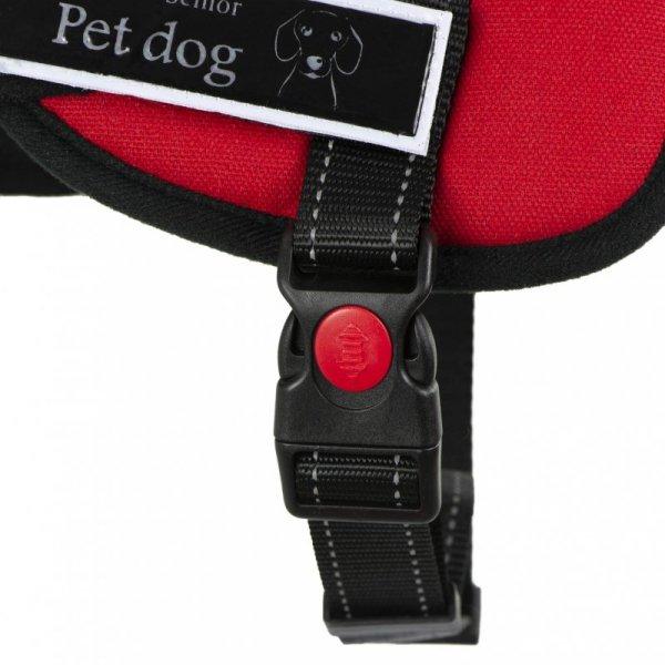 Szelki dla psa mocne L 70-90cm Senior Pet Dog