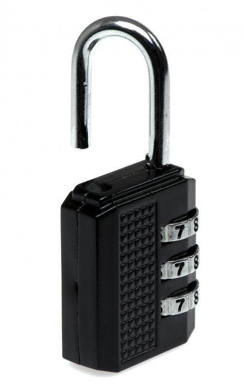 Kłódka na szyfr szyfrowa zatrzaskowa do walizki