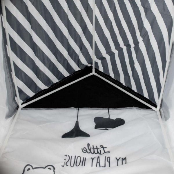 Domek składany baza namiot do zabawy 120cm