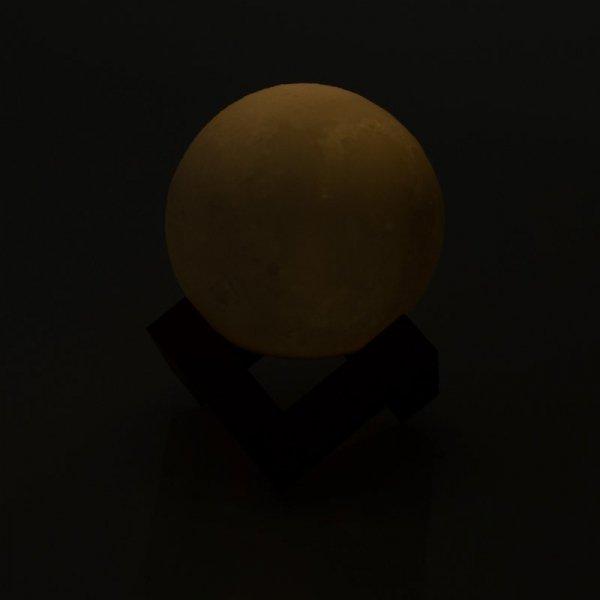 Lampka nocna księżyc 3D Moon Light