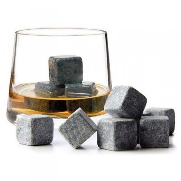 Kamienie lodowe termiczne mały BOX 9szt