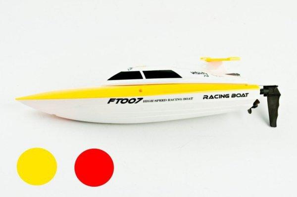 Łódź RC zdalnie sterowana FT007