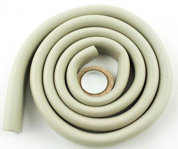 Taśma piankowa zabezpieczająca piankowa szary 3,3x0,8 200cm