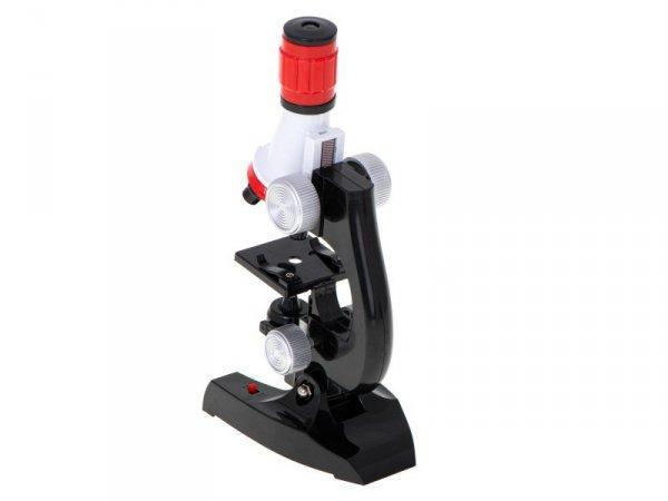 Mikroskop Naukowy + akcesoria
