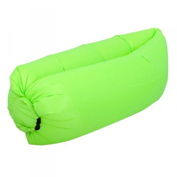 Lazy Bag SOFA materac LEŻAK  jasny zielony