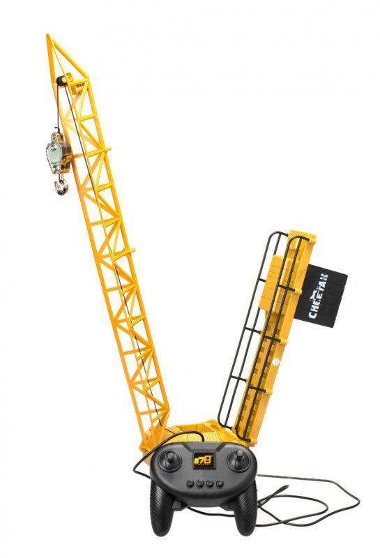 Dźwig Żuraw RC z hakiem 4CH 120cm