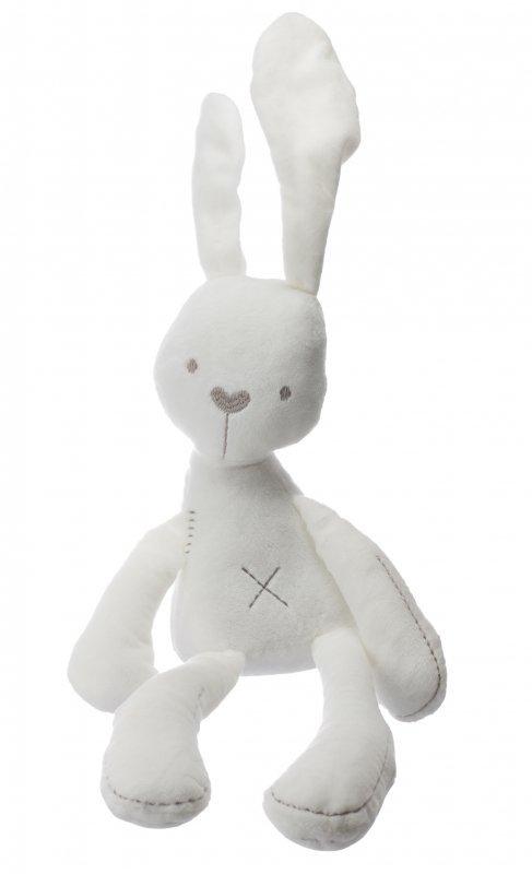 Maskotka pluszowa królik 49cm