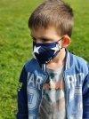 maski dla dzieci z filtrem gwiazdki