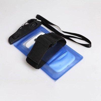 Wodoorporne uniwersalne etui na telefon do wody czarne