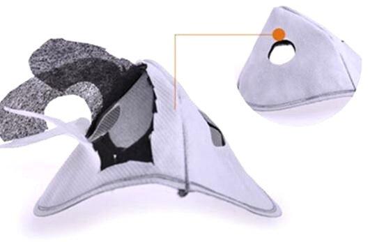 filtr węglowy do maski dla dzieci