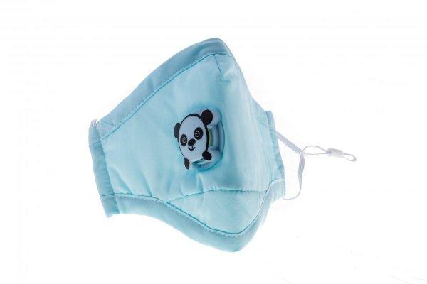 maska bambusowa dla dzieci