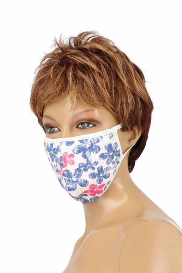 maska z bawełny