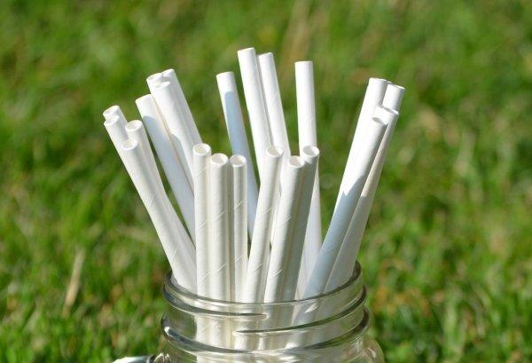 biale smlomki papierowe eko opakowanie 25