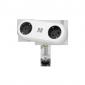 Gniazdo meblowe z uchwytem montażowym, ładowarką USB, 2 gniazda 2P+Z (Schuko), 2xUSB, przewód 3x1,5mm? - 1,4m, białe