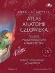 Atlas anatomii człowieka Nettera Polskie mianownictwo anatomiczne