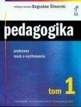 Pedagogika tom 1 Podstawy nauk o wychowaniu