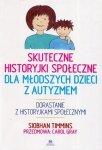 Skuteczne historyjki społeczne dla młodszych dzieci z autyzmem