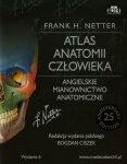 Atlas anatomii człowieka Nettera Angielskie mianownictwo anatomiczne