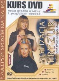 Kurs DVD Stylizacja Fryzur 18 szałowych fryzur na każdą okazję
